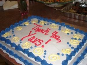 YAV Cake